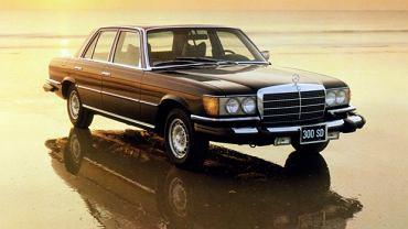 Mercedes Klasy S - historia modelu