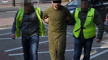 Opole Lubelskie. Mężczyzna podejrzany o zamordowanie żony