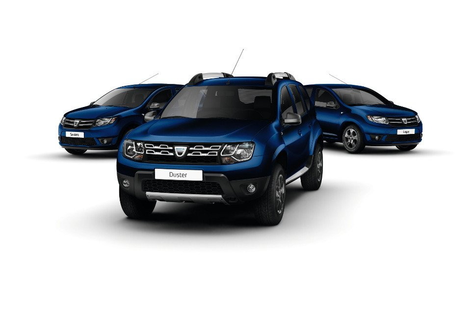 Dacia Celebration