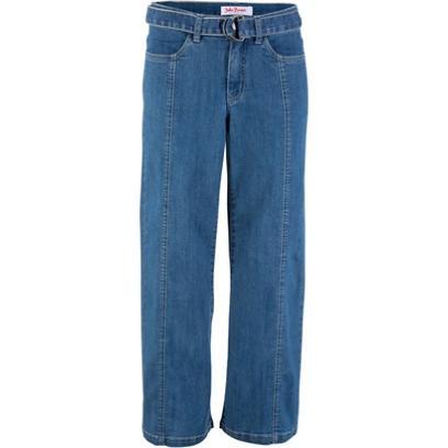 Jeansy dla puszystych kobiet. Mamy modne fasony, które