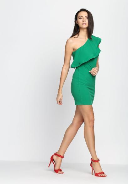 Jakie Buty Pasuja Do Zielonej Sukienki Blog Renee