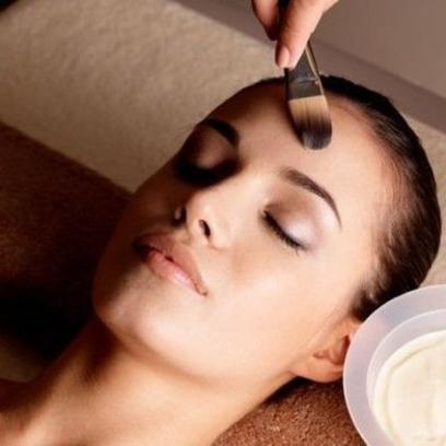 5. Zabieg i masaż twarzy
