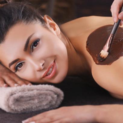 2. Masaż czekoladowy