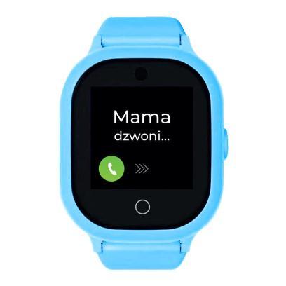Wodoodporny smartwatch dla dzieci z sygnałem SOS