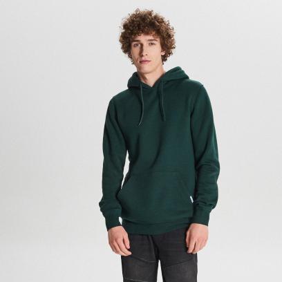 Wygodne i ciepłe bluzy od Cropp i House [przegląd]