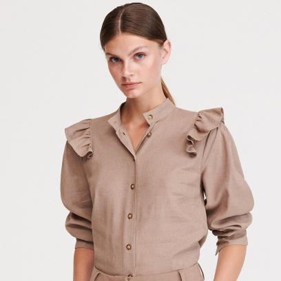 Klasyczne koszule damskie z sieciówek. Wybieramy nasze hity  VN5FQ