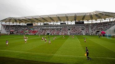 Stadion ŁKS przy al. Unii