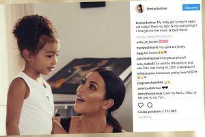 """Co można dać dziecku, które ma """"wszystko""""? Siostra Kim Kardashian wpadła na tani i godny naśladowania pomysł"""