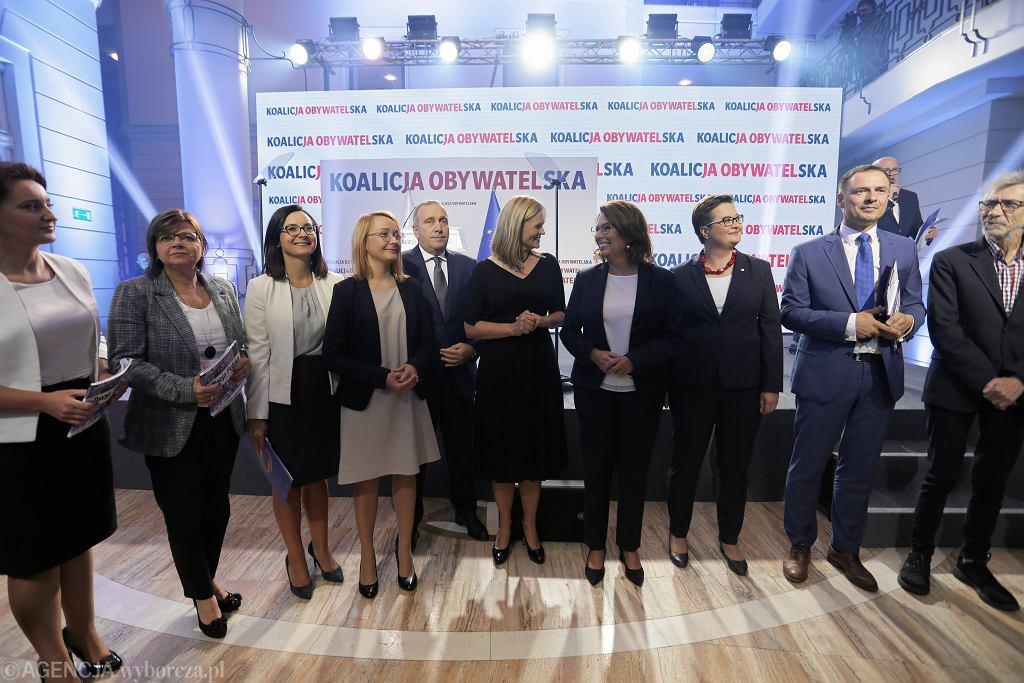 7Konwencja Programowa Koalicji Obywatelskiej w Warszawie