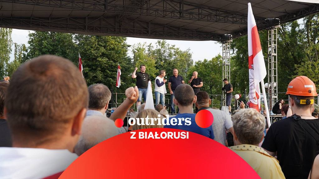 Protesty na Białorusi nie ustają