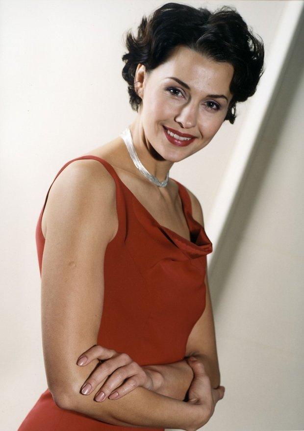 Anna Popek w 2000 roku.