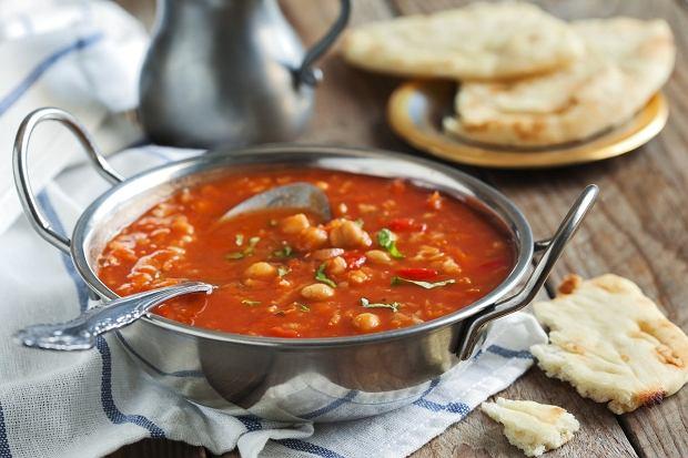 Jasmeen - Zupa z ciecierzycy