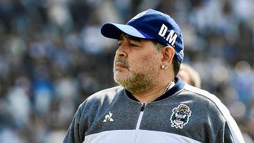 Diego Armando Maradona trafił do szpitala!