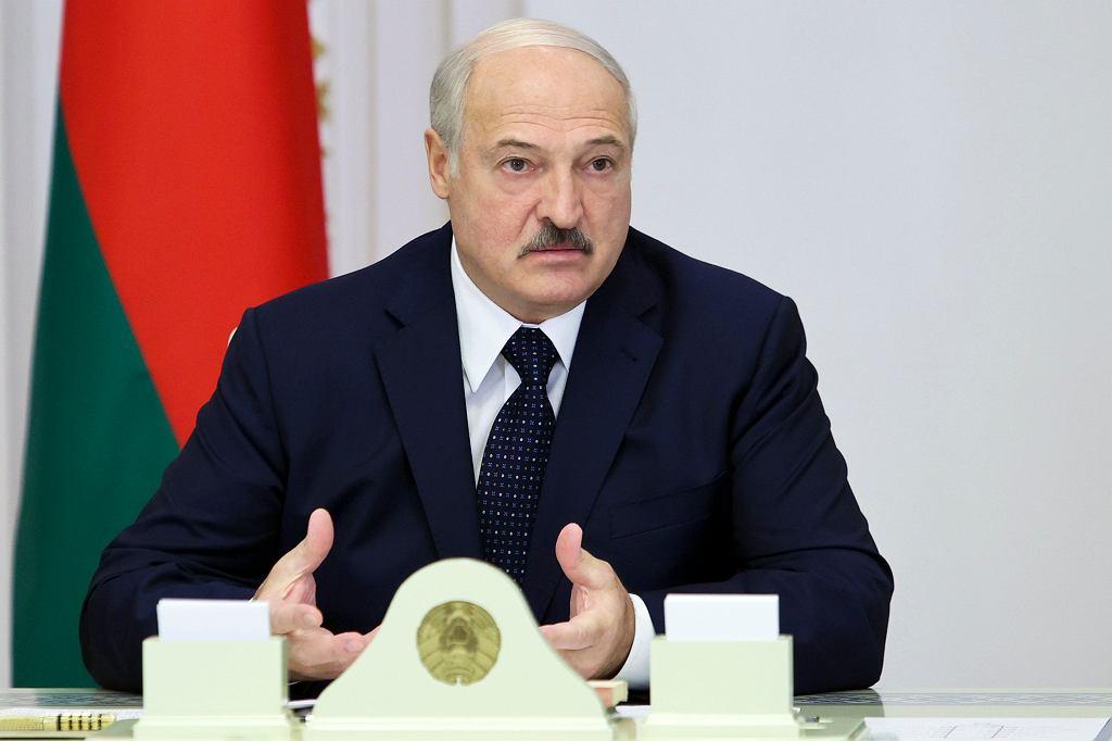 Alaksandr Łukaszenka, prezydent Białorusi
