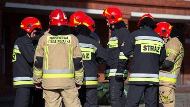Straż pożarna / zdjęcie ilustracyjne