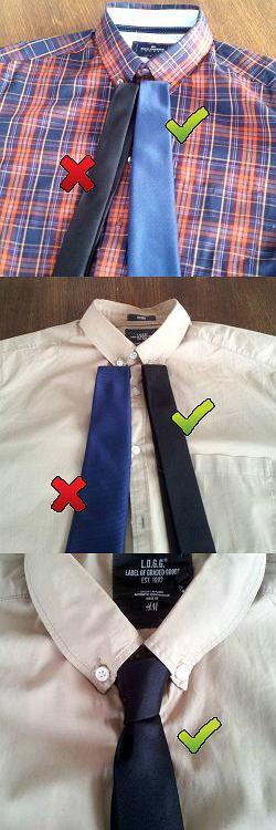 dobieranie krawatu 1