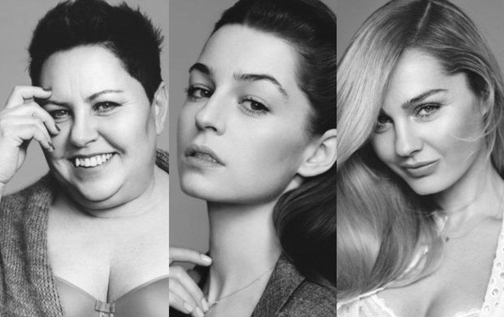 Gwiazdy w kampanii marki Chantelle