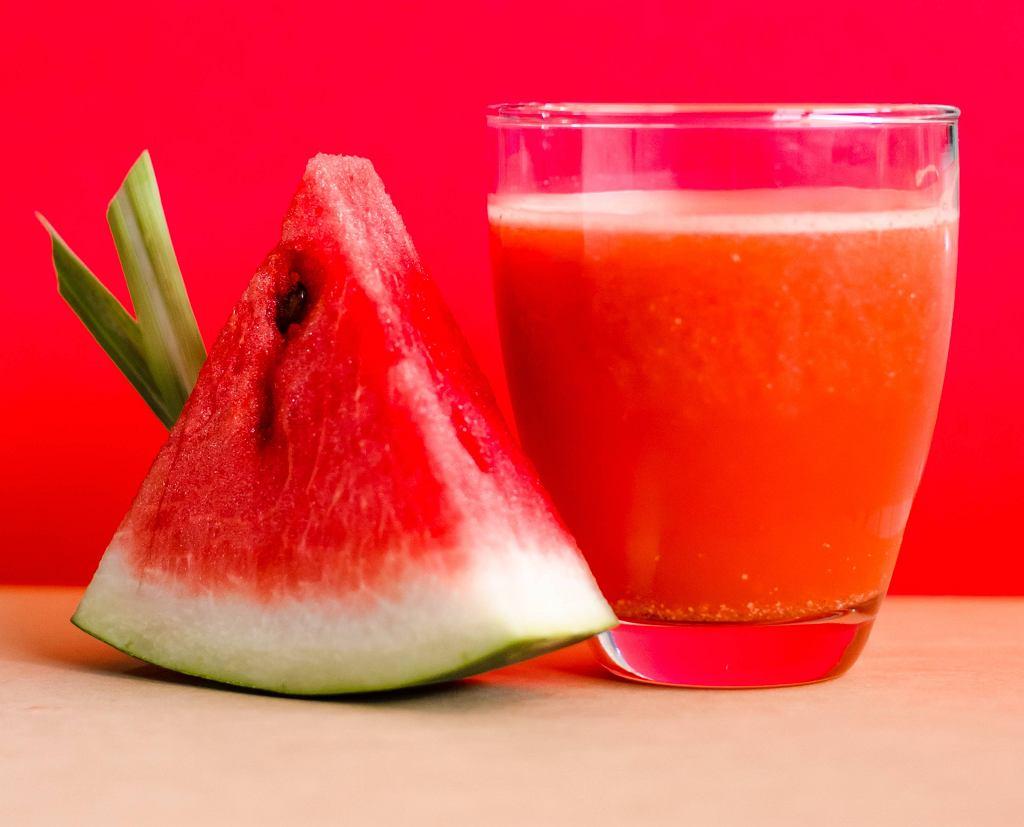 Koktajl z arbuza - trzy przepisy na napoje z owocem, który sprawdza się idealnie w upalne dni
