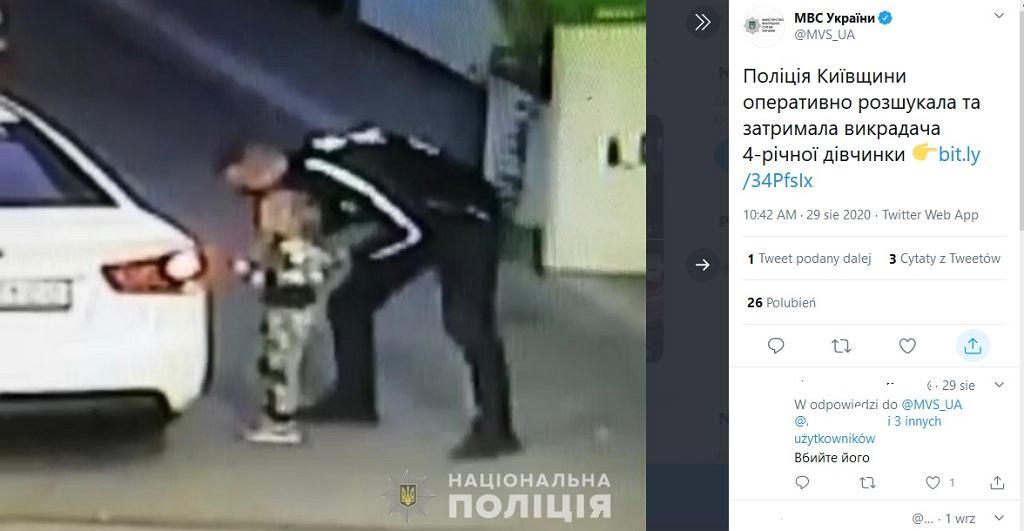 Porwanie 4-latki