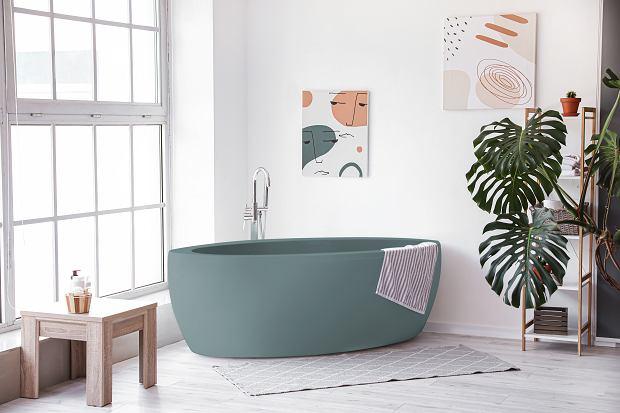 Jaka ceramika do łazienki w stylu loft? Zainspiruj się