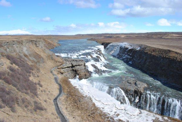 Majówka na Islandii. Jednego dnia jest tak...