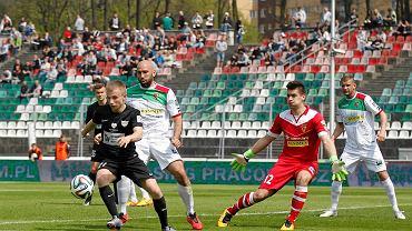 Zagłębie Sosnowiec - Rozwój Katowice 0:1, maj 2016 r.
