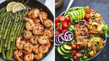 Przepisy na dietetyczny lunch do 400 kcal
