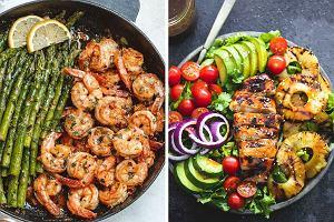 Proste przepisy na dietetyczny lunch do 400 kcal