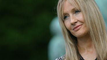 Joanne K. ( J.K.) Rowling,