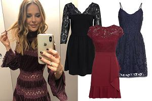 koronkowe sukienki / mat. partnera / www.instagram.com/paulinasykutjezyna