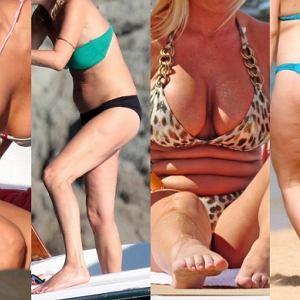 Tara Redd, Kate Moss, Coco, Scarlet Johansson