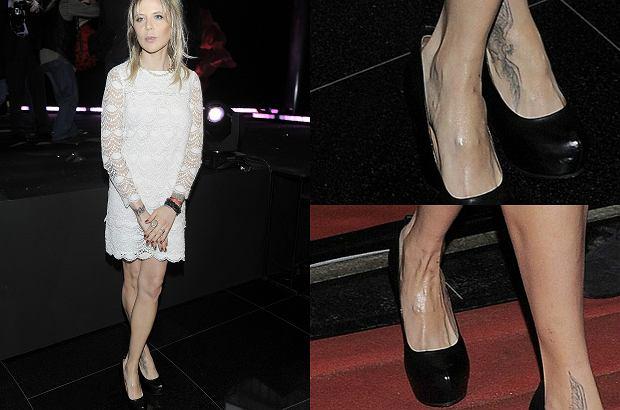 Zdjęcie numer 8 w galerii - Jennifer Lawrence wygląda SUPER, ale wszystko zepsuły za duże buty. Takie wpadki zaliczają też inne gwiazdy