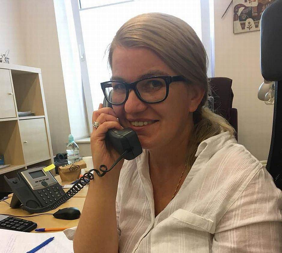 Katarzyna Szczerbowska, rzeczniczka biura ds. pilotażu Narodowego Programu Opieki Zdrowia Psychiatrycznego, ma zdiagnozowaną schizofrenię.