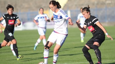 Medyk Konin - Olympique Lyon 0:6 w Lidze Mistrzyń