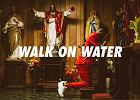 Powstały buty z wodą święconą z rzeki Jordan