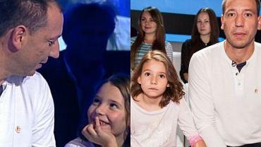 Jacek Olszewski i córka Liliana