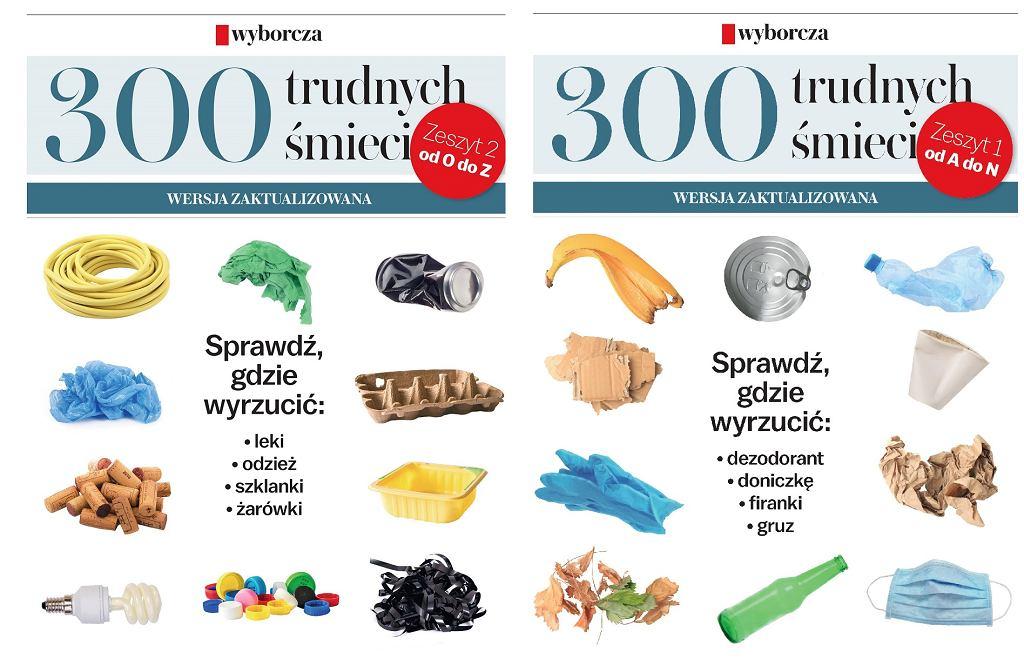 Dodatki '300 trudnych śmieci'