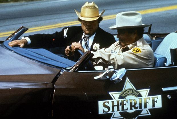 Mistrz kierownicy ucieka (1977)