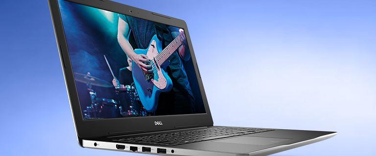 Dell Inspiron 15 3000 - laptop jakiego nie miałeś!