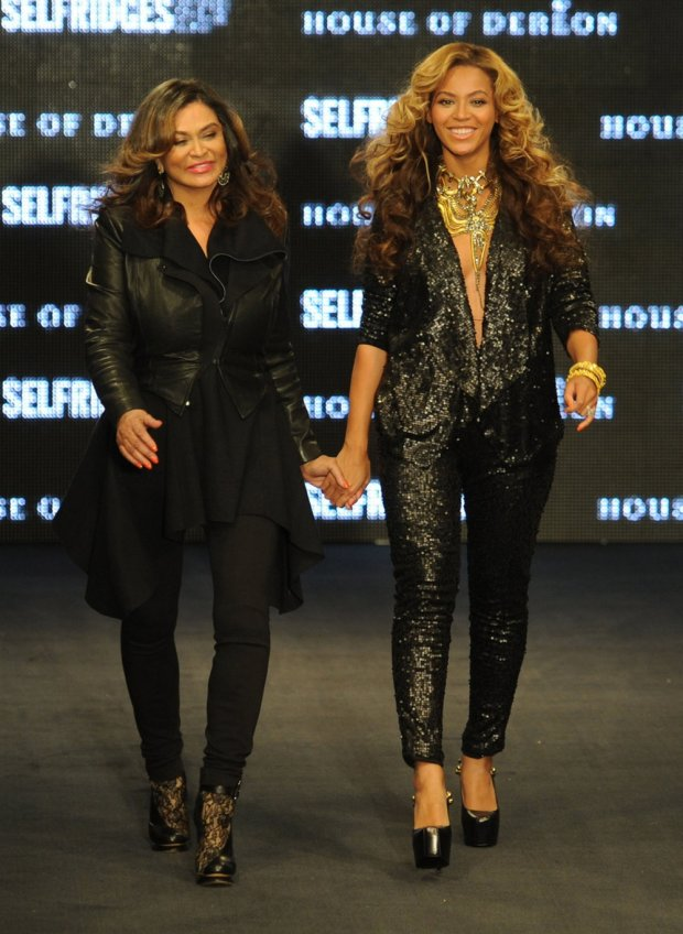 Beyonce i Tina Knowles