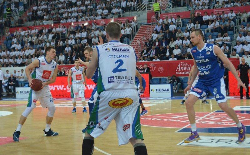 Anwil Włocławek vs Rosa Radom - III mecz