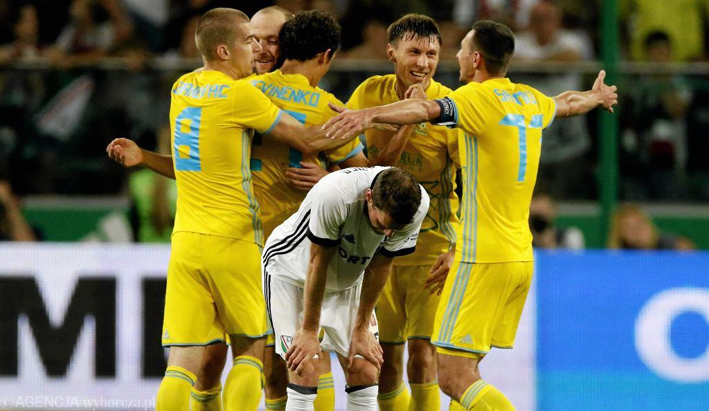 Legia - FK Astana 1:0