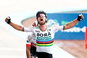 Paryż-Roubaix. Szczęśliwa siódemka Petera Sagana