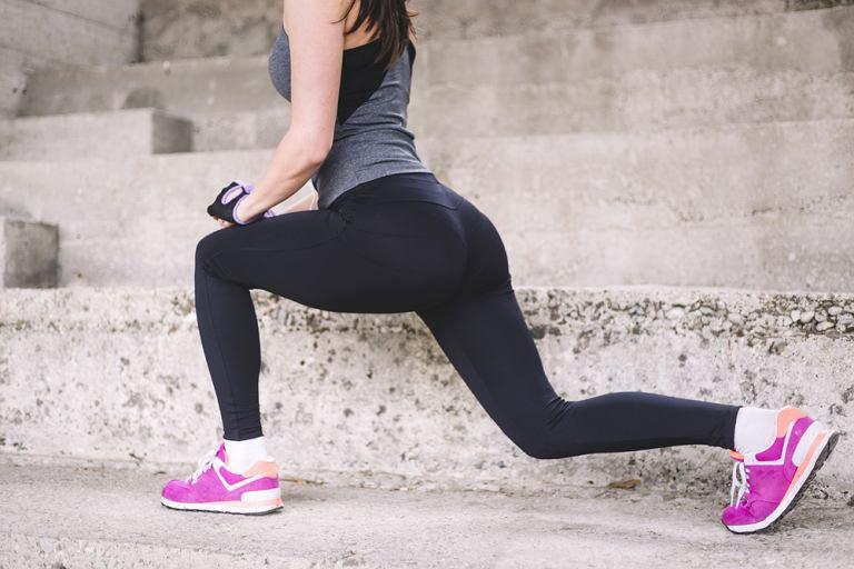 cb1916b5f Leginsy sportowe damskie. Modele nie tylko na siłownię