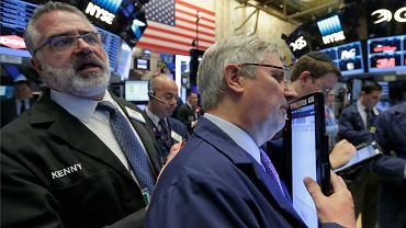 Giełda w Nowym Jorku, Wall Street