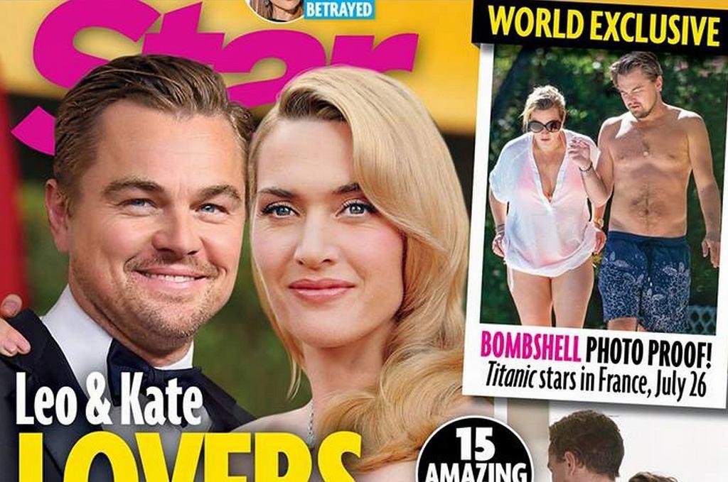 Okładka magazynu 'Star'