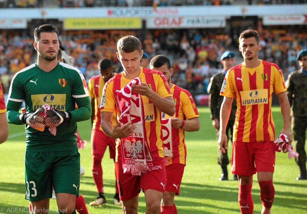 Od lewej: Zlatan Alomerović, Ken Kallaste i Adnan Kovacević