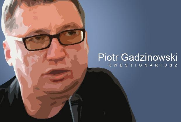Piotr Gadzinowski