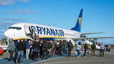 Ryanair ogłosił nowe trasy z Polski. To wakacyjne hity