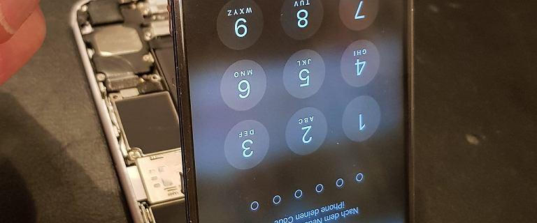 Apple pozywa za używanie nieoryginalnych części do naprawy iPhone'ów